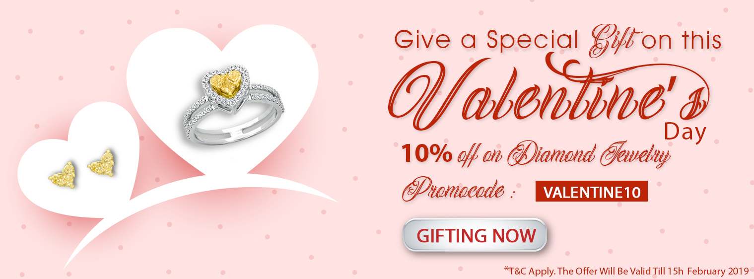 Diamond Jewelry you Should Be Gift This Valentine